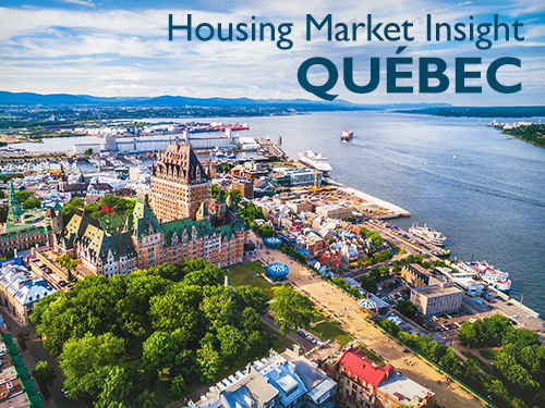 Housing Market Insight — Québec