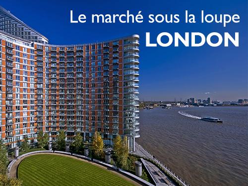 Le marché sous la loupe – London