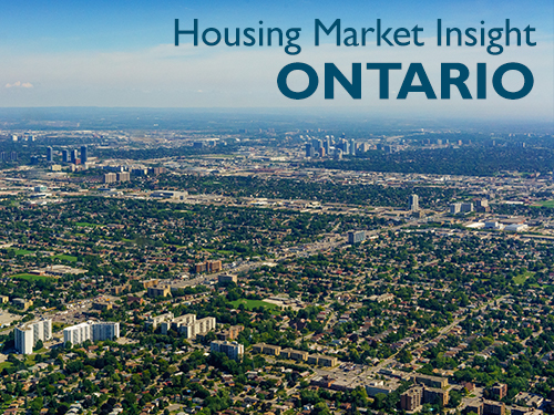 Housing Market Insight — Ontario
