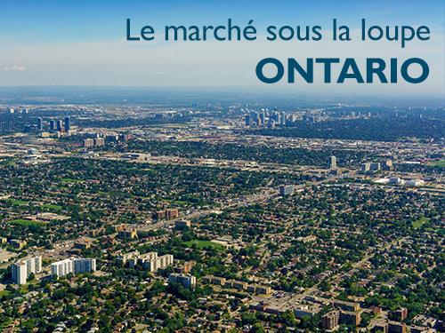 Le Marché sous la loupe – Ontario