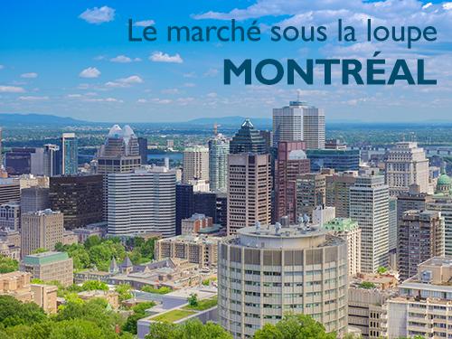 Acheteurs de logements à Montréal : 10 % sont de l'extérieur