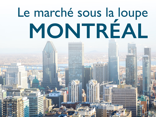 Investisseurs et tours de copropriétés au cœur de Montréal