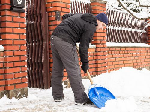 Idées d'entretien hivernal : au chaud, en sécurité chez soi